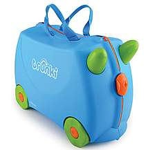 image of Trunki Terrance Ride on Suitcase