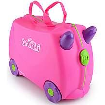 image of Trunki Trixie Ride on Suitcase
