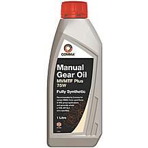 image of Comma MVMTF Plus 75W FS Manual Gear Oil 1L
