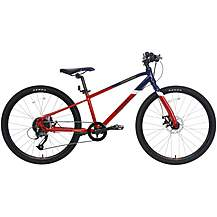 Wiggins Chartres Junior Hybrid Bike - 24