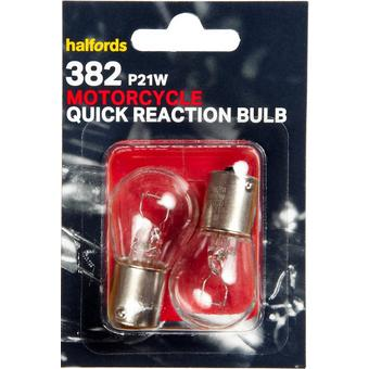 216833: Halfords Bike It Motorcycle Bulb HMB382QR