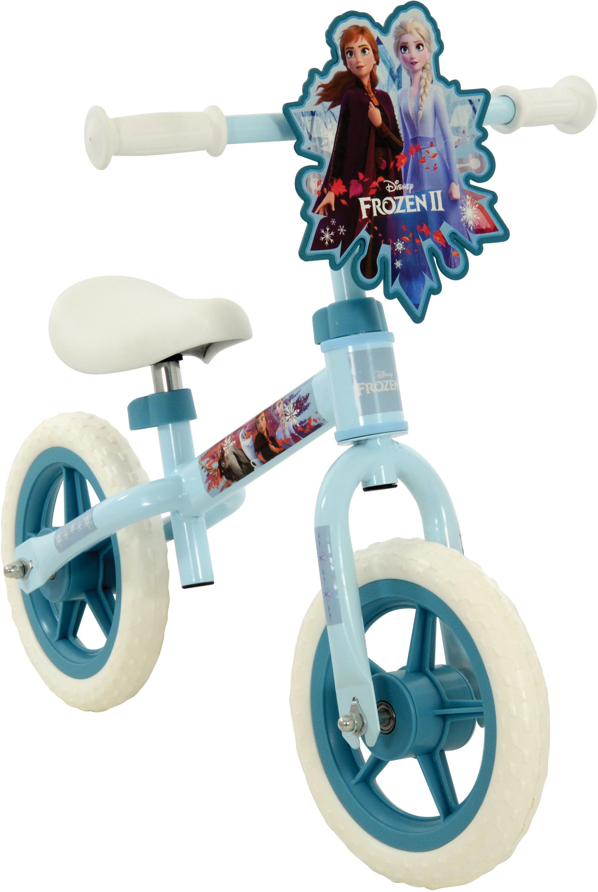 Frozen 2 Balance Bike   10 Inch Wheel
