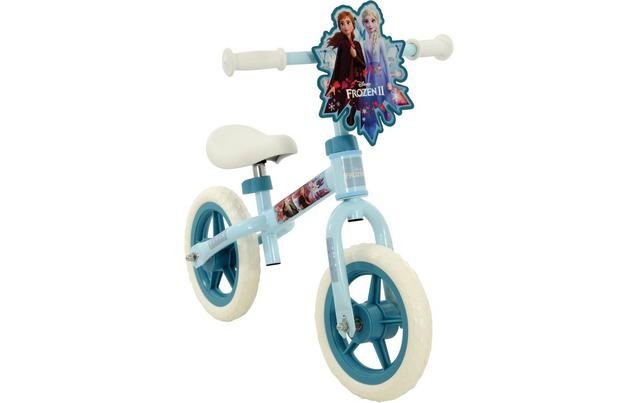 "Frozen 2 Balance Bike - 10"" Wheel"