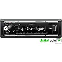 image of Ex Display Kenwood BT502DAB Digital+ Car Stereo