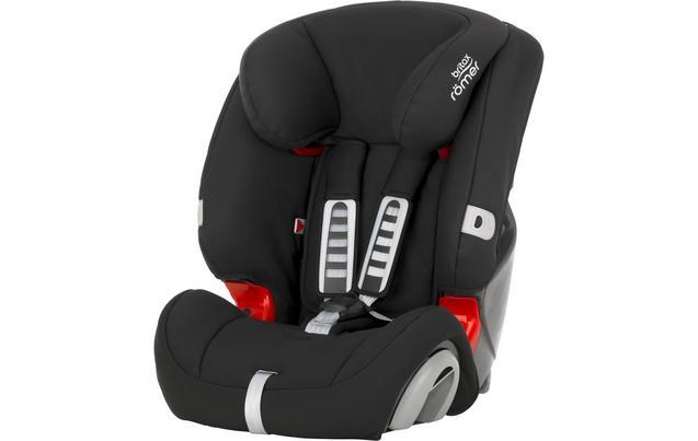 Britax Romer EVOLVA Group 1 2 3 Child Car Seat