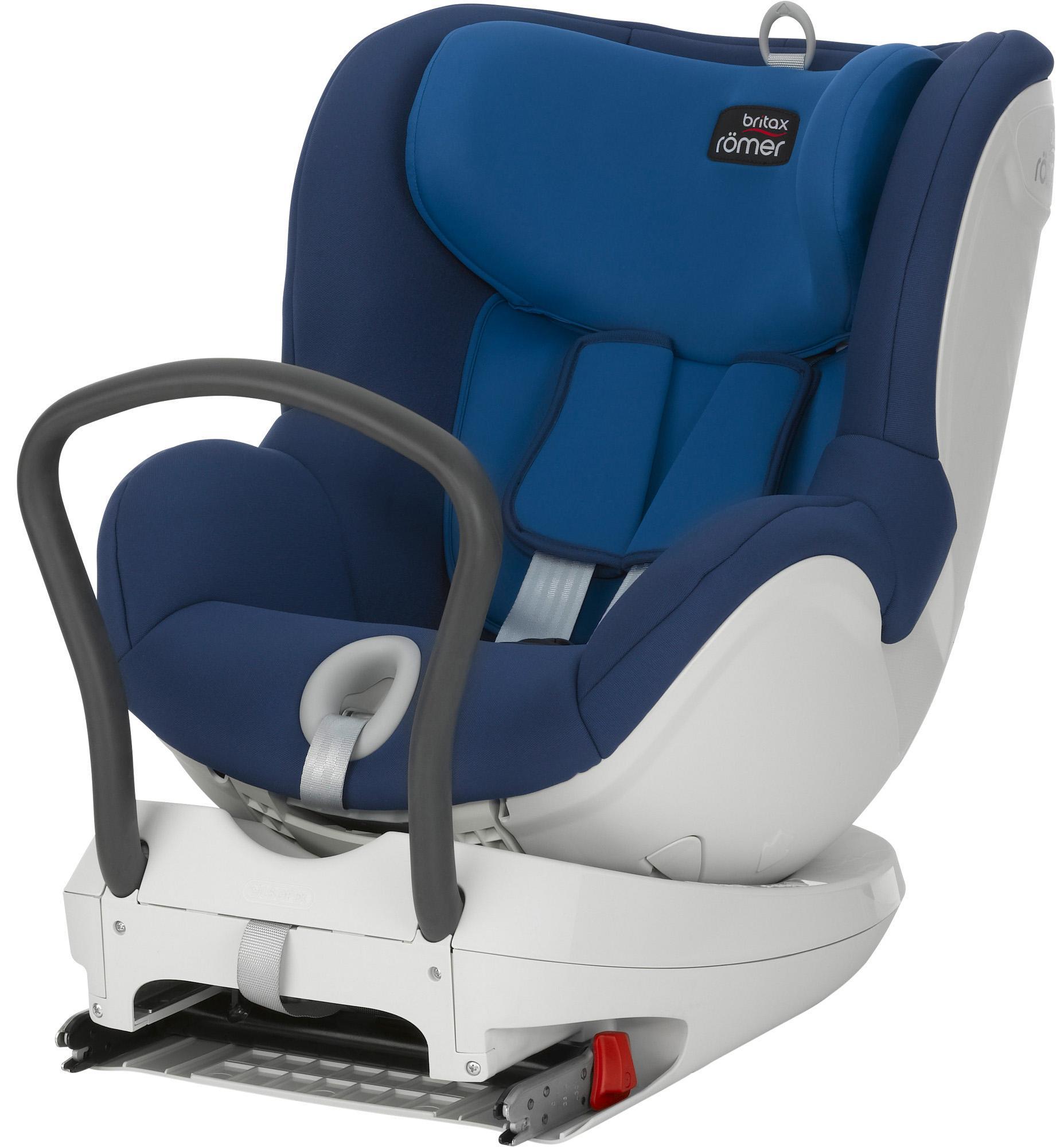 Britax Romer Dualfix – blue (crown blue & ocean blue)