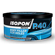image of Davids ISOPON P40 Glass Fibre Repair Paste 600ml