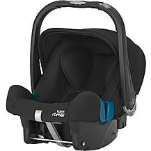 image of Britax Romer BABY-SAFE PLUS SHR II Child Car Seat