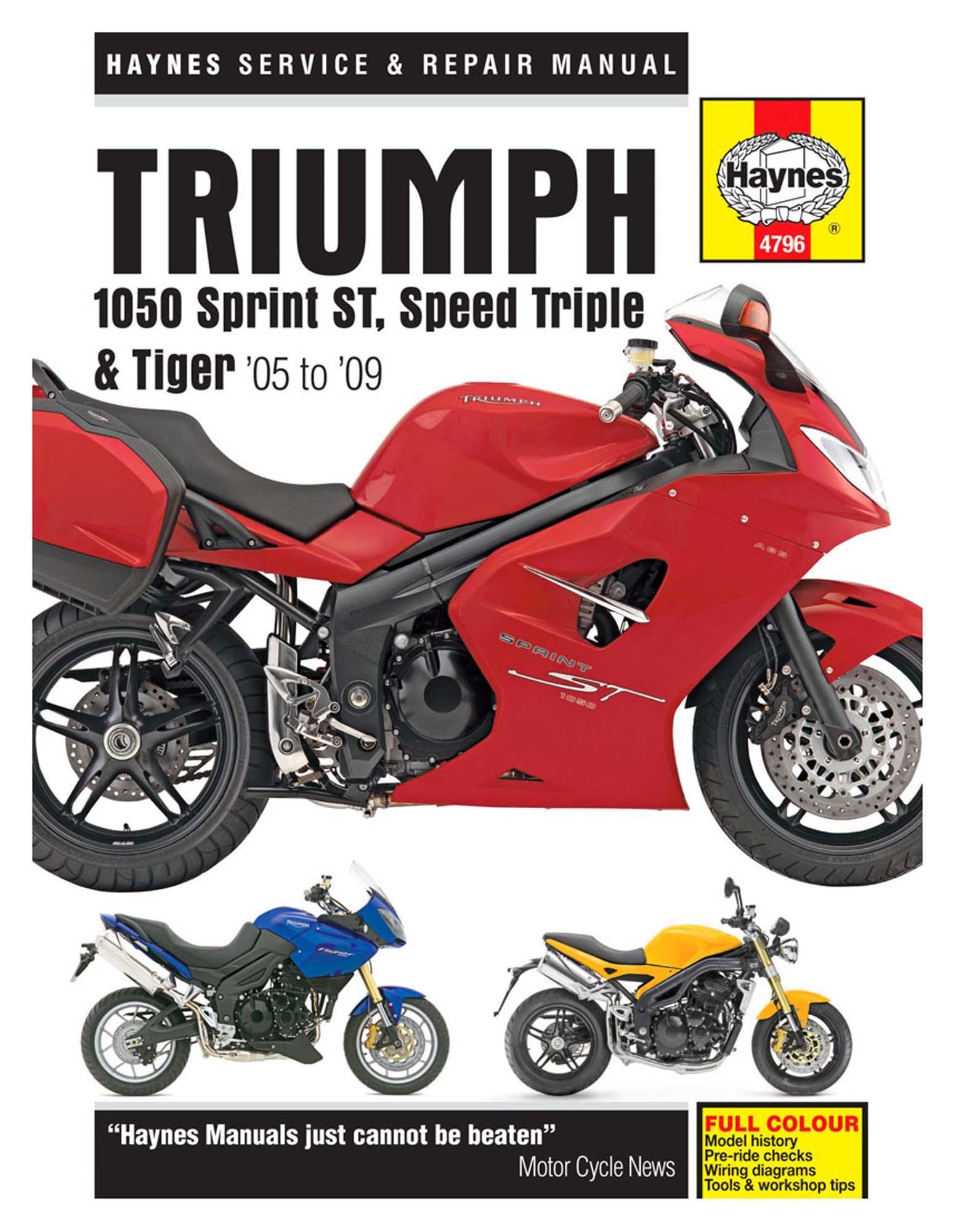 haynes manual triumph 1050 sprint rh halfords com triumph haynes manual download triumph herald haynes manual pdf