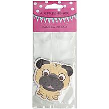 image of Pug 2D Air Freshener
