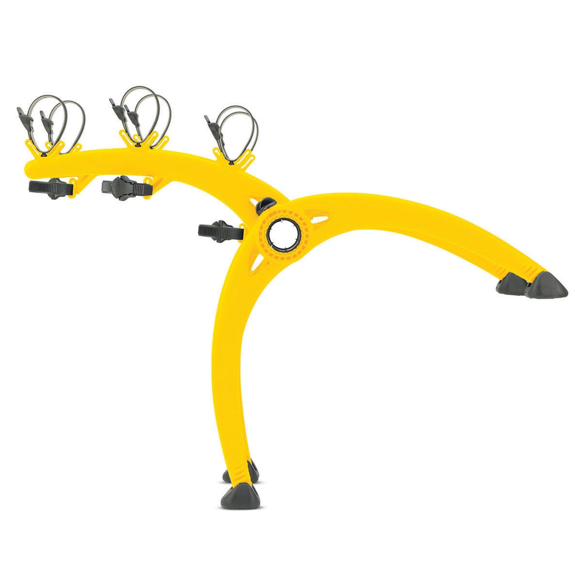 Image of Saris Bones Yellow 3 Bike Rear Cycle Carrier