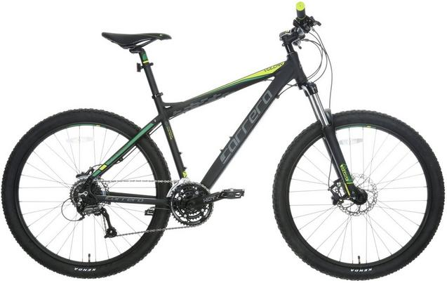 Carrera Vulcan Mens Mountain Bike -...