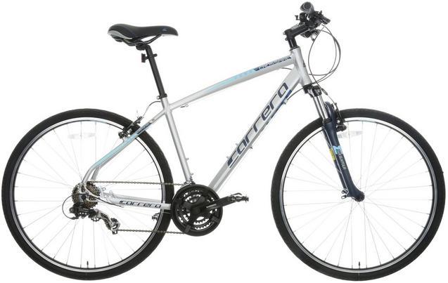Carrera Crossfire 1 Mens Hybrid Bike 17 034