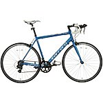 image of Carrera Zelos Mens Road Bike - 51, 54cm Frames