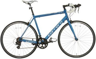 Carrera Zelos Mens Road Bike - 51, 54cm Frames