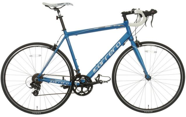 Carrera Zelos Mens Road Bike - 51,...
