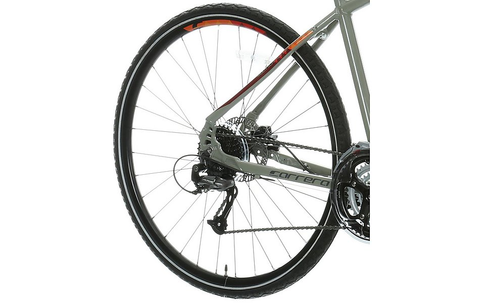 Carrera Crossfire 3 Mens Hybrid Bike - 17