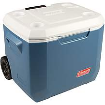 image of Coleman 50QT Wheeled Coolbox