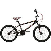 X Rated Limited Edition BMX Bike - 20