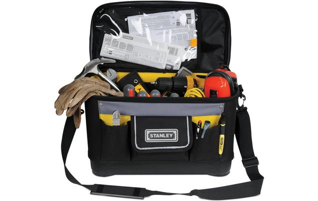 stanley 16 tool bag