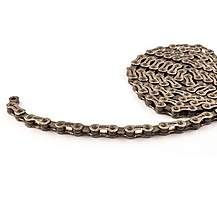 image of Clarks 128 link Hollow Plate Chain - 11 Speed
