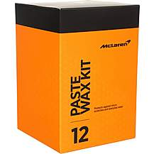 image of McLaren Paste Wax Kit