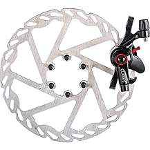 image of Clarks Mechanical Mountain Bike Brake System