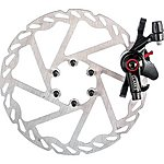 image of Clarks Mechanical Mountain Bike Brake System - 160mm