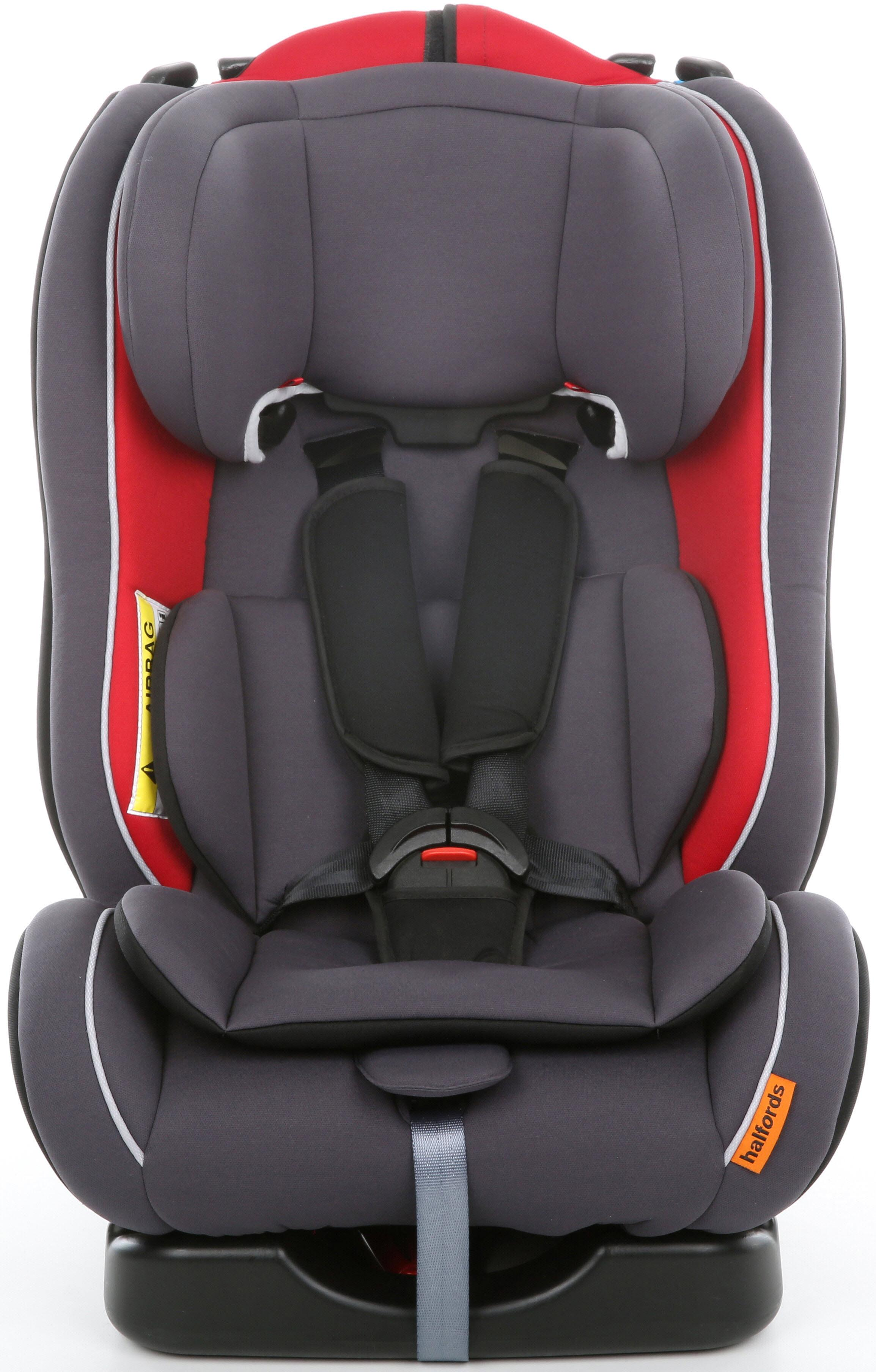 Halfords Group 1/2/3 Isofix Child Car Seat