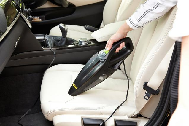 Halfords Dual Speed Car Vacuum Clea