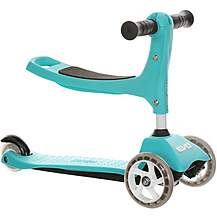 image of EVO 3in1 Cruiser Kids Scooter - Teal