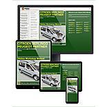 Haynes Online Manual Citroen Berlingo Peugeot Partner 2008-16
