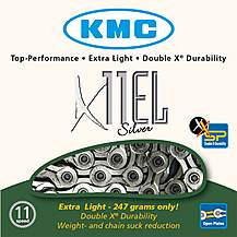 image of KMC X11 Extra Light Chain