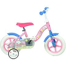 "image of Peppa Pig Kids Bike - 10"" Wheel"