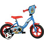 "image of Thomas and Friends Kids Bike - 10"" Wheel"