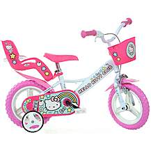 Hello Kitty Kids Bike - 12