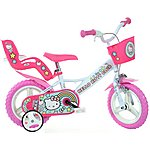 "image of Hello Kitty Kids Bike - 12"" Wheel"