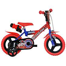 "image of Spiderman Kids Bike - 12"" Wheel"