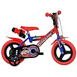 "image of Spider-Man Kids Bike - 12"" Wheel"