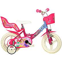 "image of Disney Princess Kids Bike - 12"" Wheel"