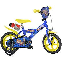 Fireman Sam Kids Bike - 12