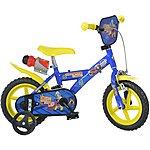 "image of Fireman Sam Kids Bike - 12"" Wheel"