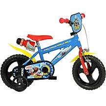 "image of Thomas and Friends Kids Bike  - 12"" Wheel"