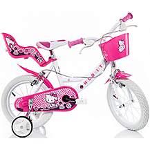 "image of Hello Kitty Kids Bike - 14"" Wheel"