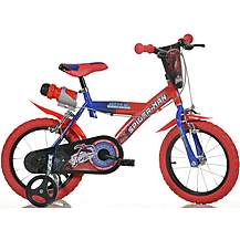"image of Spiderman Kids Bike - 14"" Wheel"