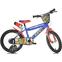"image of Avengers Kids Bike - 14"" Wheel"