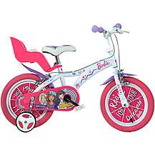 "image of Barbie Kids Bike - 16"" Wheel"