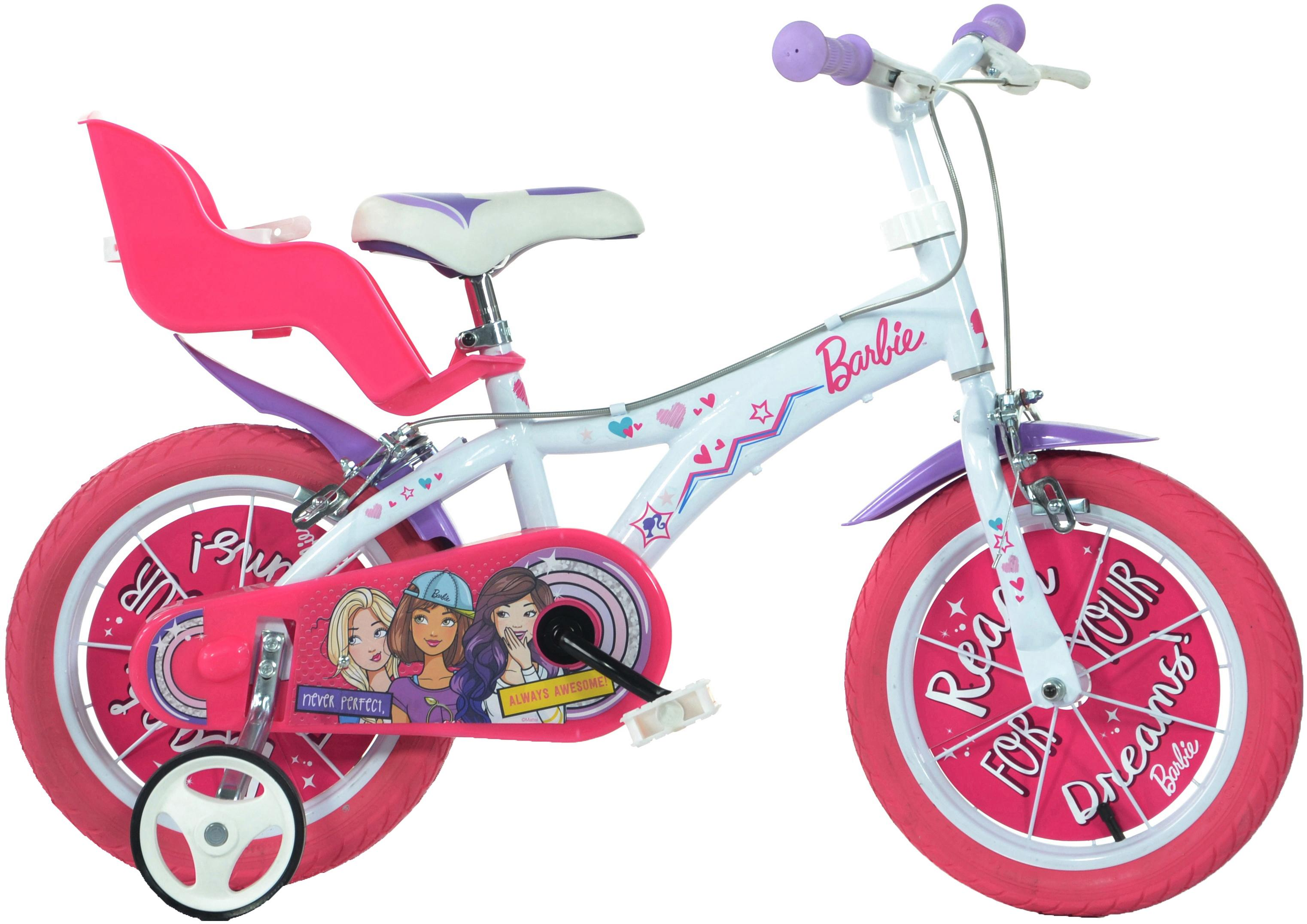Barbie Kids Bike   16 Inch Wheel