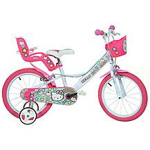 "image of Hello Kitty Kids Bike - 16"" Wheel"