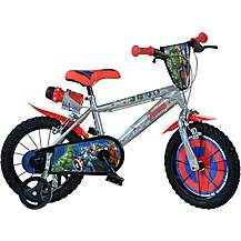 Marvel Avengers Kids Bike - 16
